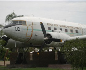 Big Plane in Moree - Taree Accommodation