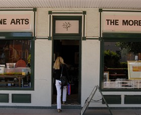 The Moree Gallery - Taree Accommodation