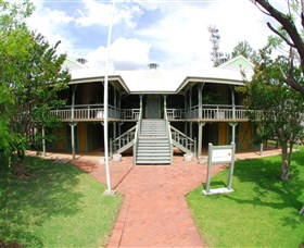 Moree Lands Office Historical Building - Taree Accommodation