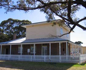 Restored Australian Inland Mission Hospital - Taree Accommodation