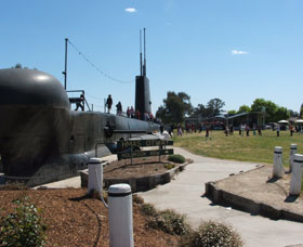 Holbrook Submarine Museum - Taree Accommodation