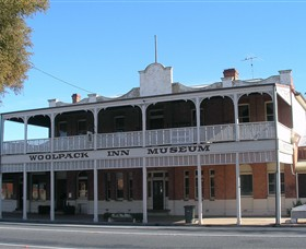 Woolpack Inn Museum - Taree Accommodation