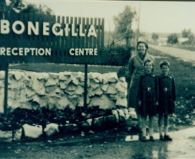 Bonegilla Migrant Experience - Taree Accommodation