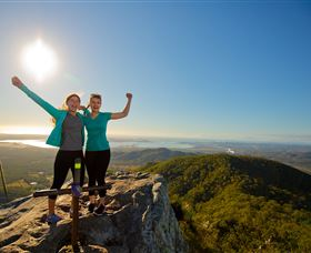 Mount Larcom Climb - Taree Accommodation