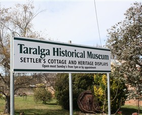 Taralga Historical Society Museum - Taree Accommodation