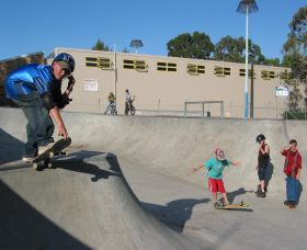 Goulburn Skate Park - Taree Accommodation