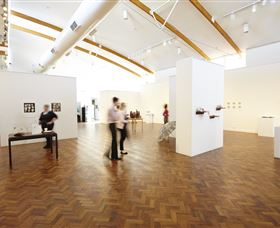 Goulburn Regional Art Gallery - Taree Accommodation