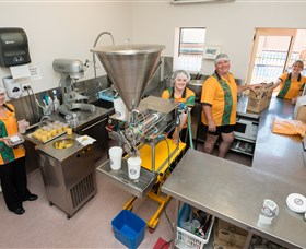 Mammino Gourmet Ice Cream - Taree Accommodation