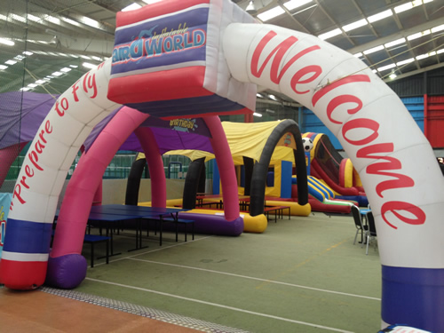 Airodrome Trampoline Park - Taree Accommodation