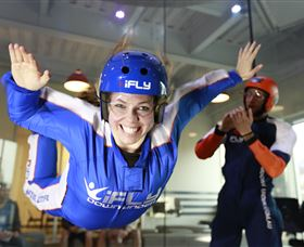 iFly Indoor Skydiving - Taree Accommodation