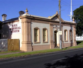 Sale Historical Museum - Taree Accommodation