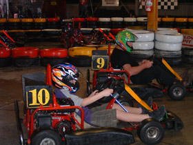 Indoor Kart Hire O'Connor - Taree Accommodation