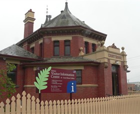 Yarram Courthouse Gallery Inc - Taree Accommodation
