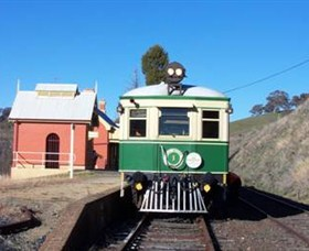 Paterson Rail Motor Museum - Taree Accommodation