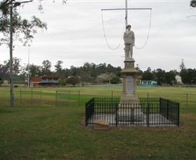 Ebbw Vale Memorial Park - Taree Accommodation