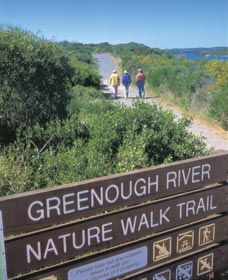 Greenough River Nature Trail - Taree Accommodation