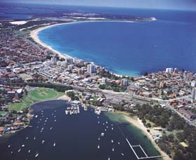 Cronulla Beach - Taree Accommodation