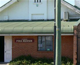 Casino Folk Museum - Taree Accommodation