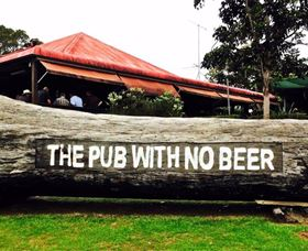 The Pub With No Beer - Taree Accommodation