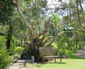 Mondrook Garden Cafe Gallery and Function Centre - Taree Accommodation