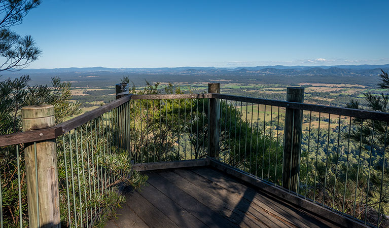 Newbys lookout - Taree Accommodation