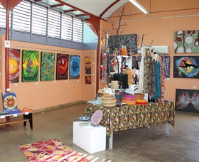 Dunghutti Ngaku Aboriginal Art Gallery - Taree Accommodation