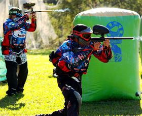 Elite 1 Paintball - Taree Accommodation