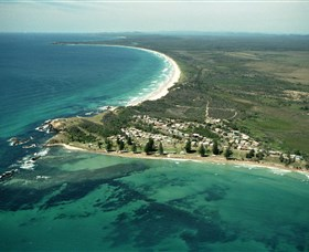 Brooms Head Main Beach - Taree Accommodation