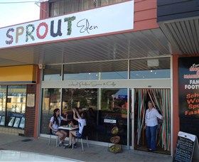 Sprout Eden - Taree Accommodation