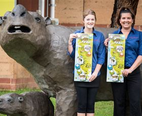 Megafauna Discovery Trail - Taree Accommodation