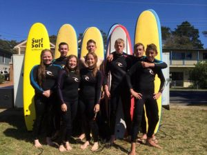 Broulee Surf School - Taree Accommodation