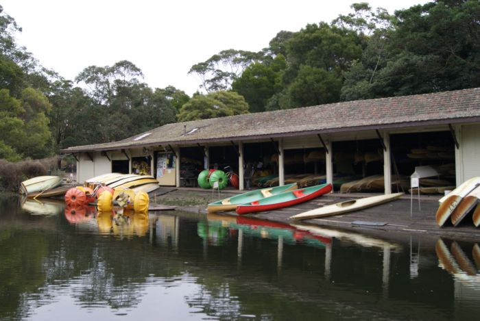 Audley Boatshed - Taree Accommodation