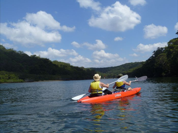 Bundeena Kayaks - Taree Accommodation