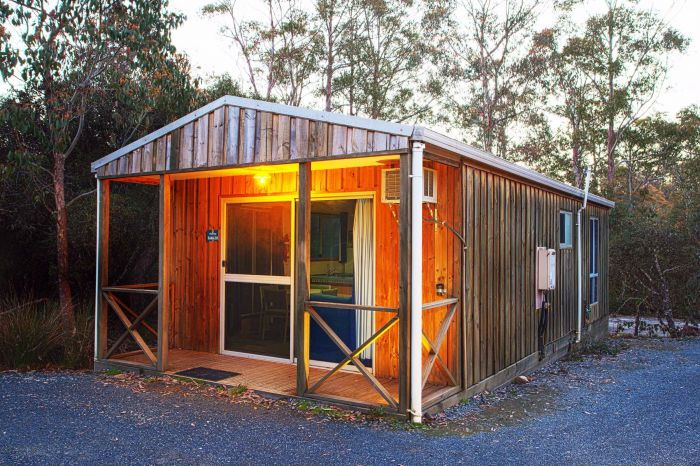 Discovery Parks - Cradle Mountain - Taree Accommodation