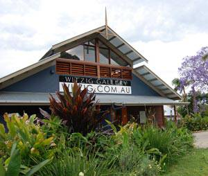Witzig Gallery - Taree Accommodation