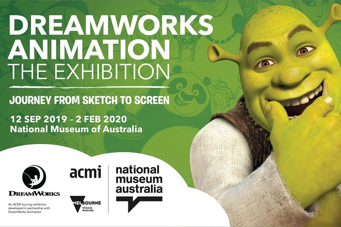 DreamWorks Animation: The Exhibition