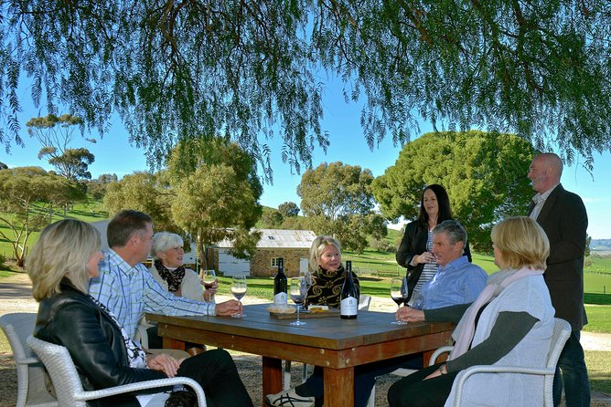 Small-Group Barossa Valley Food and Wine Tour - Taree Accommodation