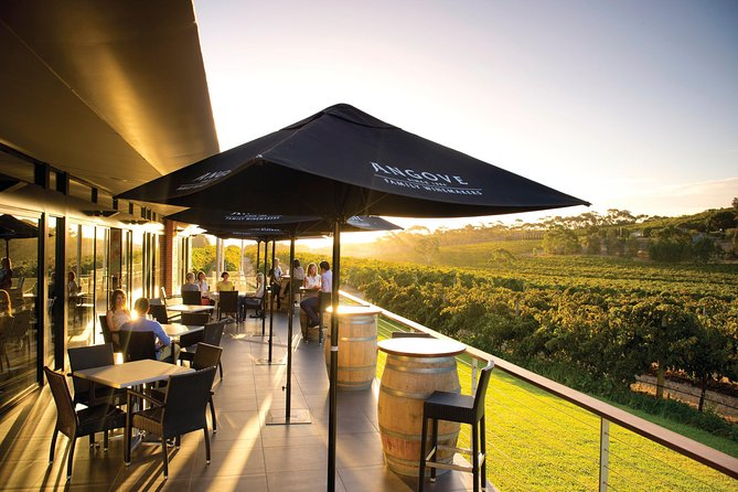 McLaren Vale Hop-On Hop-Off Winery Tour from Adelaide - Taree Accommodation