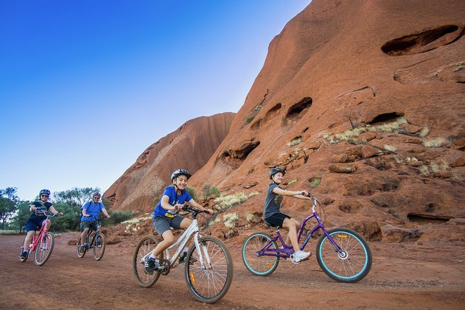 Outback Cycling Uluru Bike Ride - Taree Accommodation