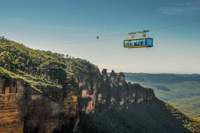 All-Inclusive Blue Mountains Tour in a Luxury Mercedes Sprinter - Taree Accommodation