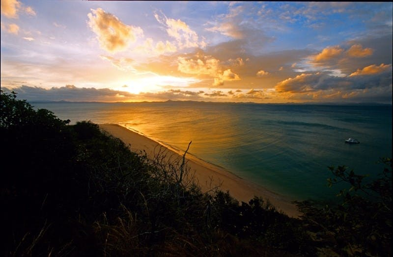 North Keppel Island Hilltop Trail - Taree Accommodation