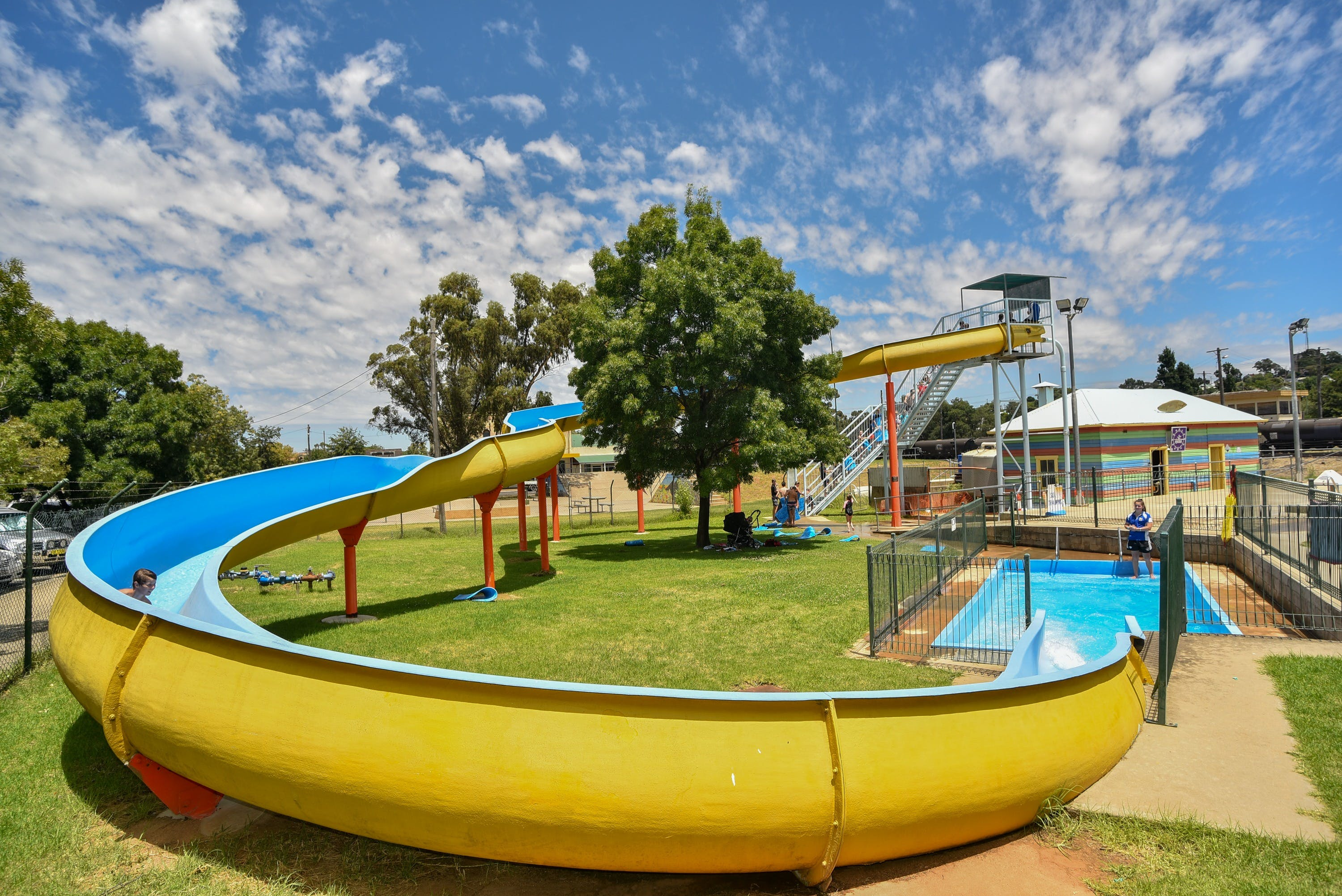 Junee Junction Recreation and Aquatic Centre - Taree Accommodation