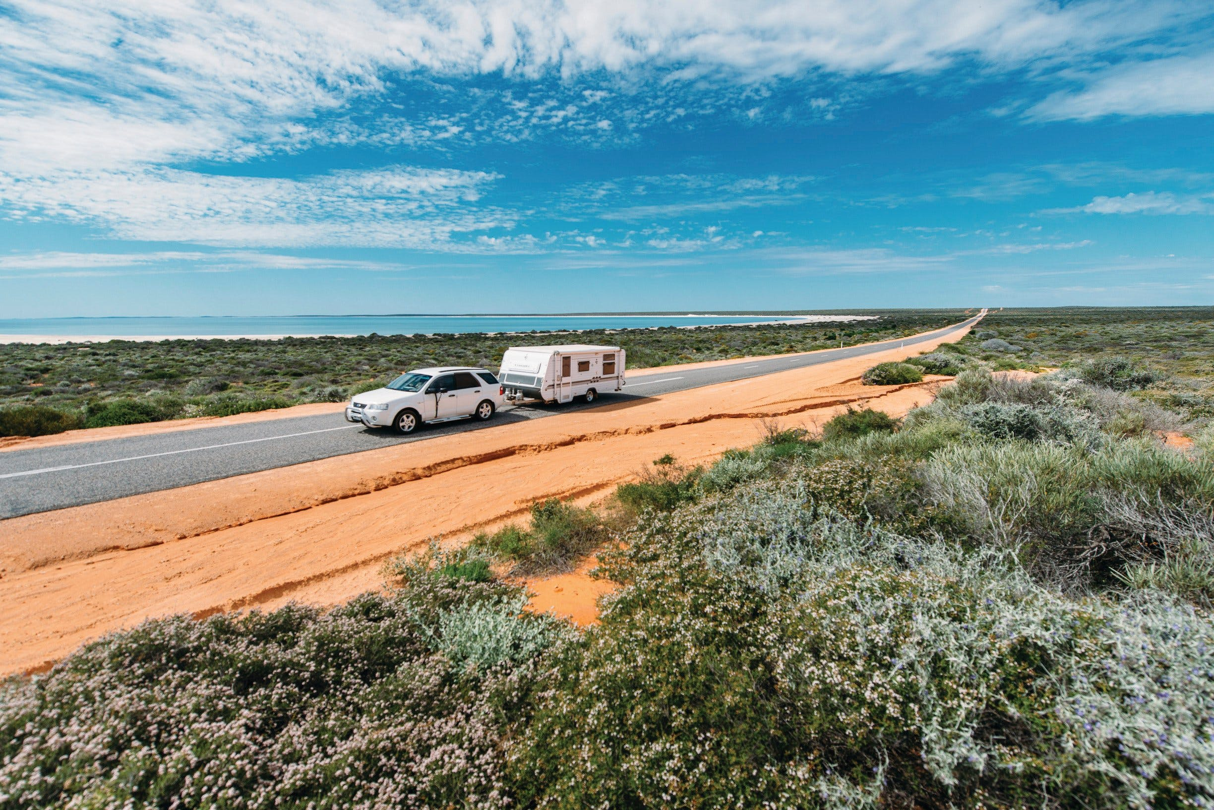 Shark Bay World Heritage Drive - Taree Accommodation