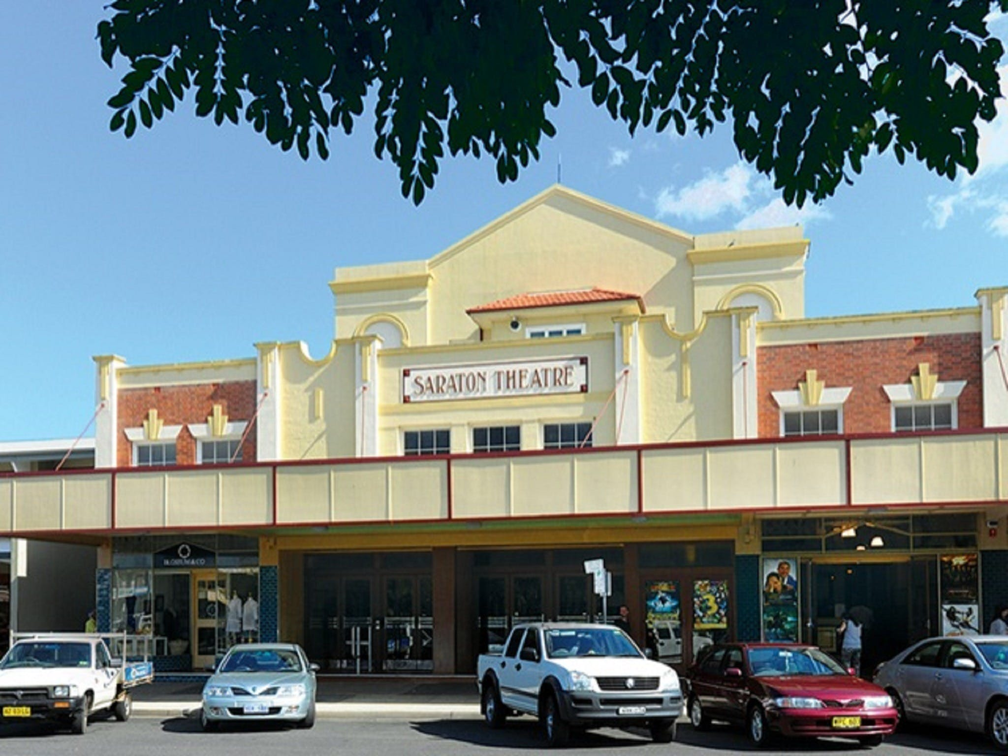The Saraton Theatre Grafton - Taree Accommodation