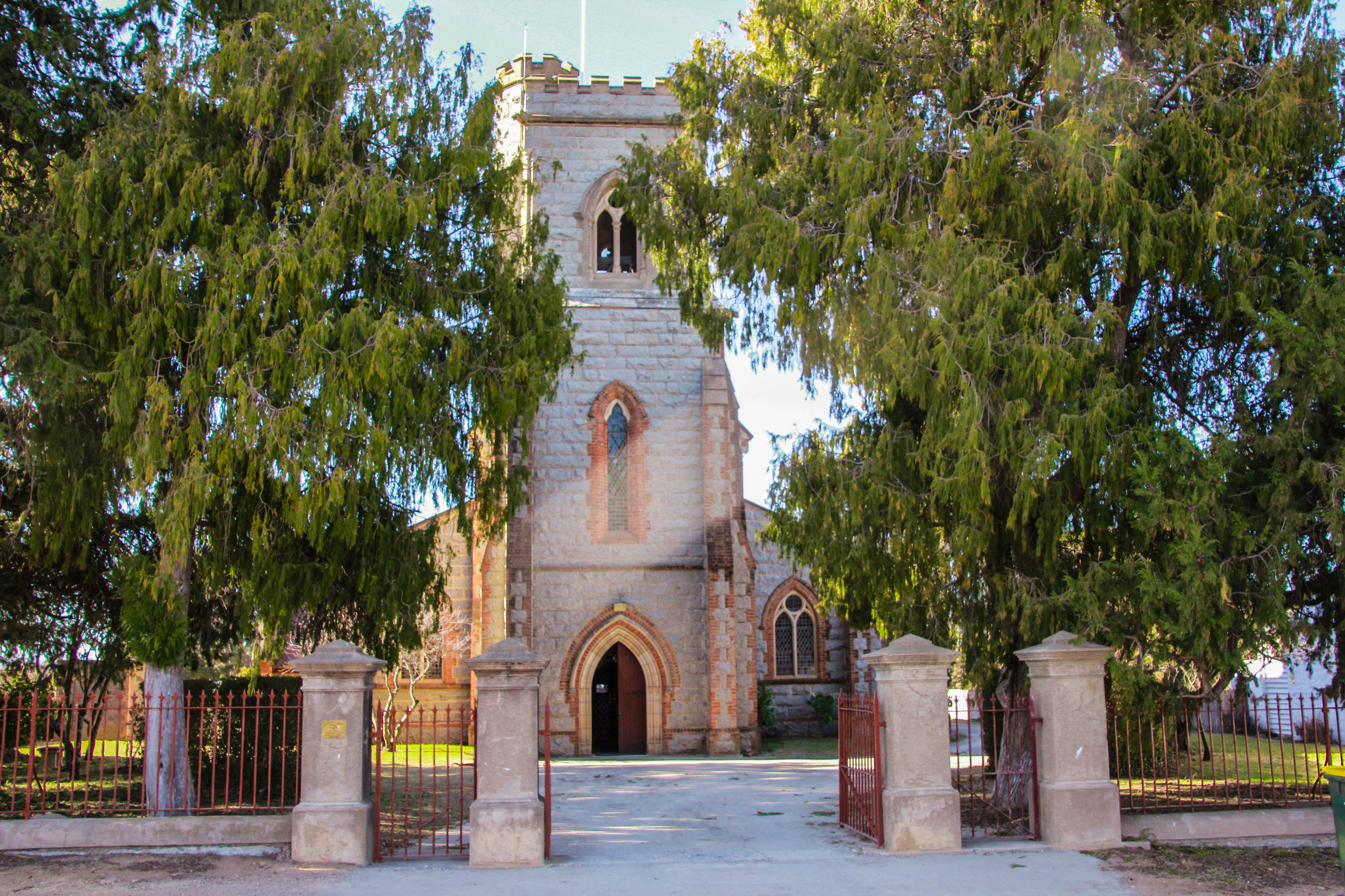 Parish Church of St Andrew - Taree Accommodation
