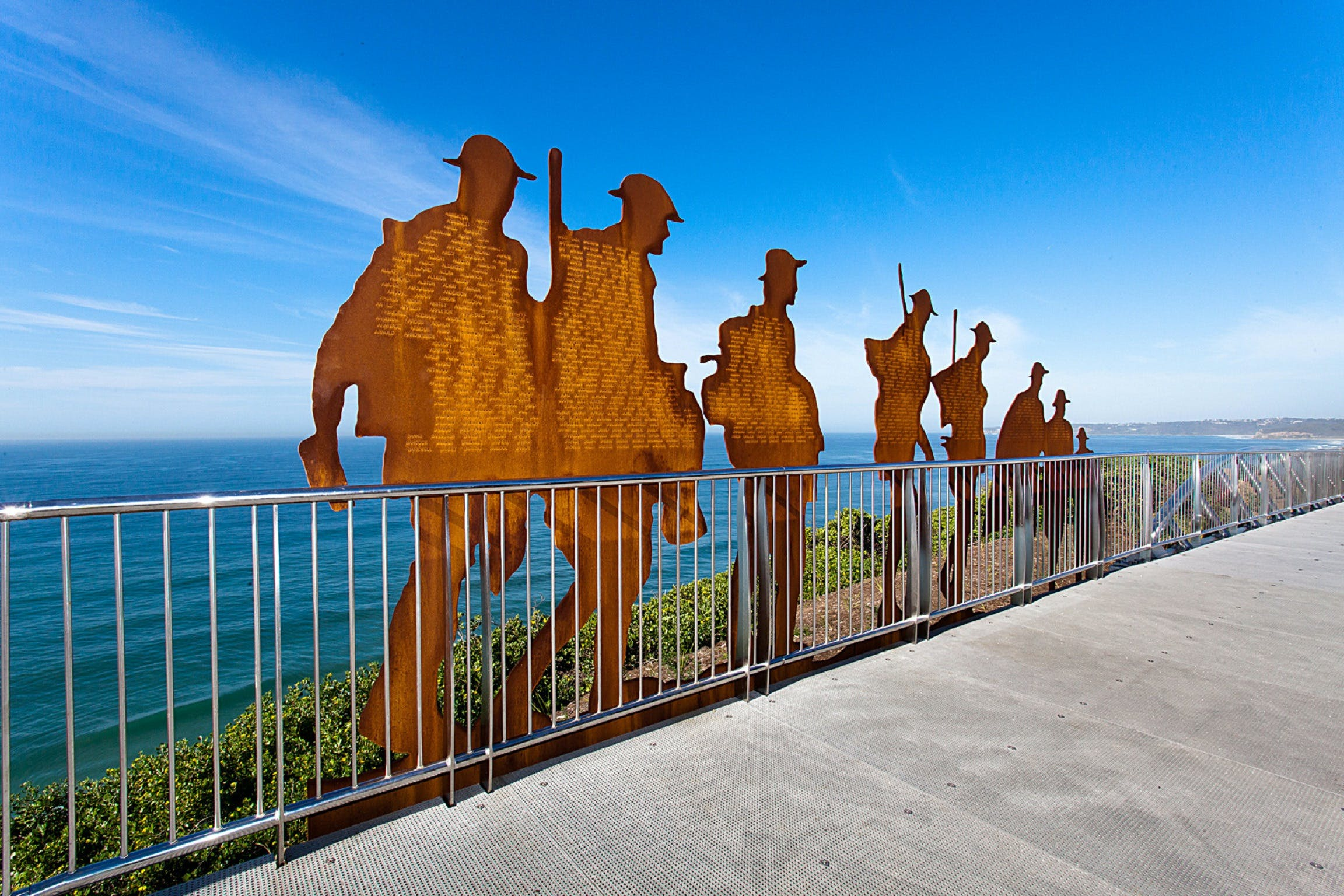 ANZAC Memorial Walk Newcastle - Taree Accommodation