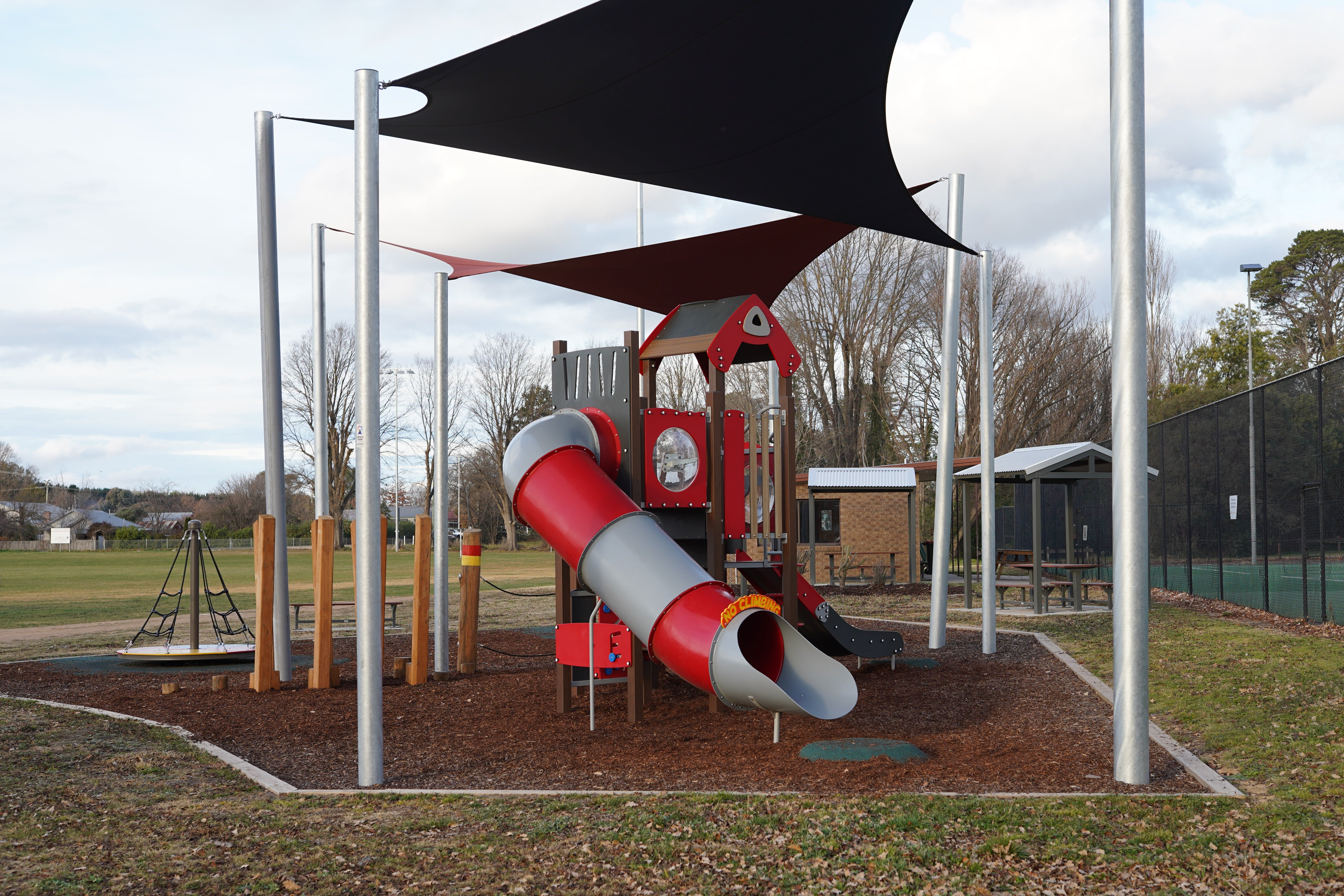 Braidwood Recreation Grounds and Playground - Taree Accommodation