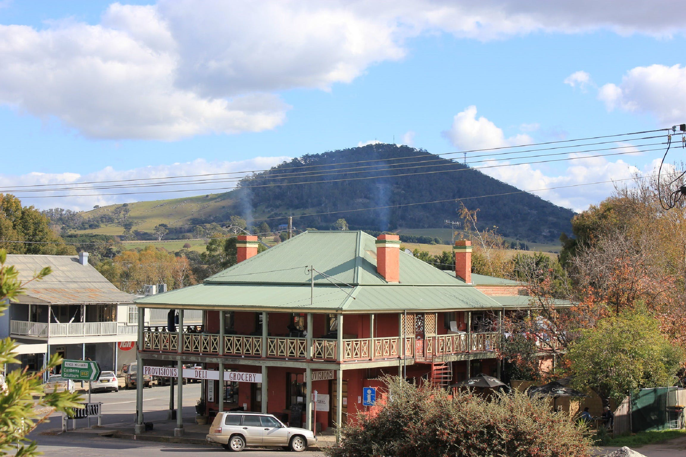 Braidwood Heritage Walk - Taree Accommodation