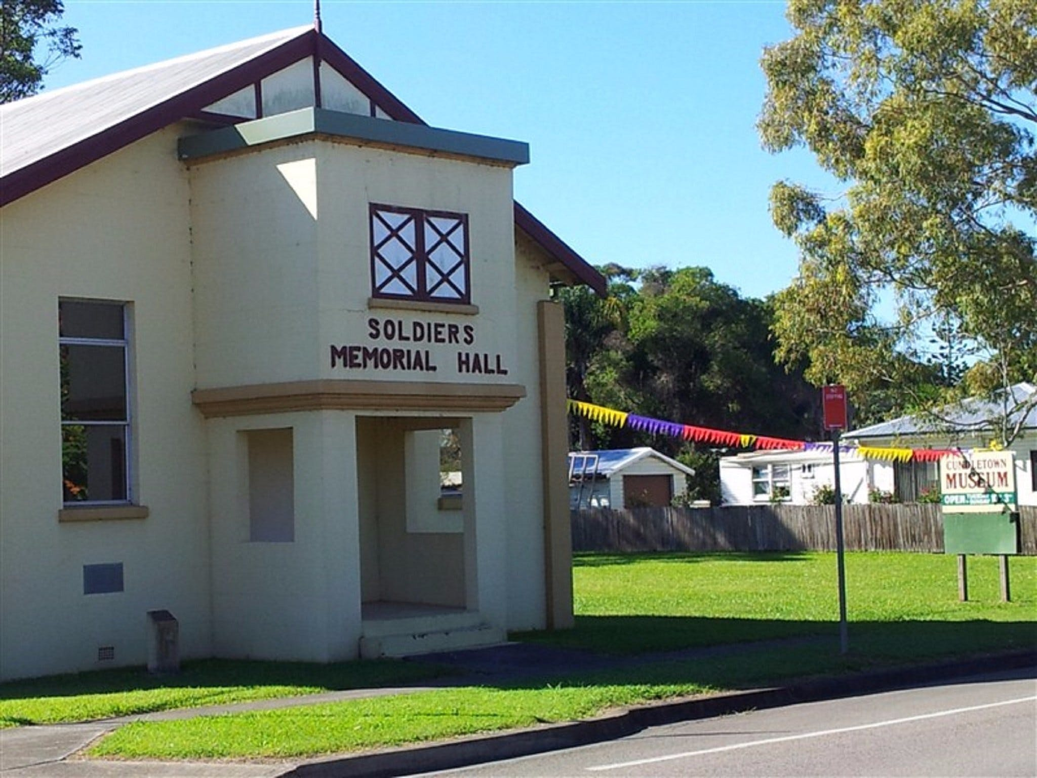 Cundletown and Lower Manning Historical  Society Inc - Taree Accommodation