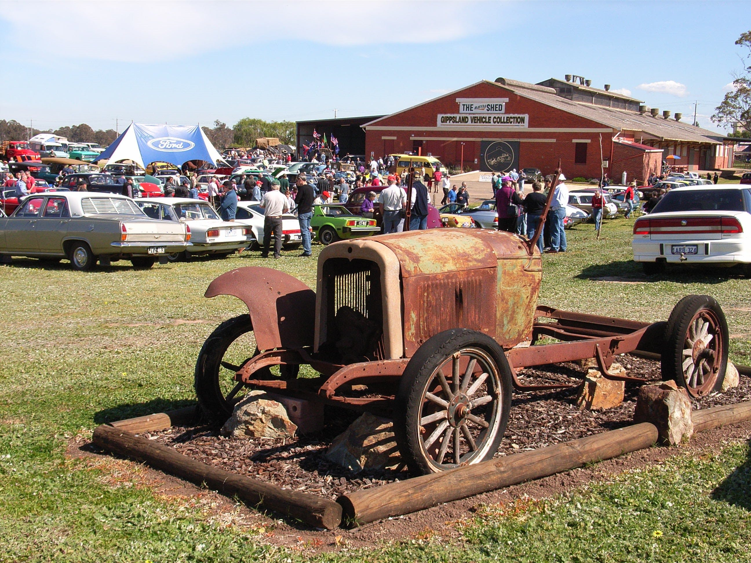 Gippsland Vehicle Collection - Taree Accommodation